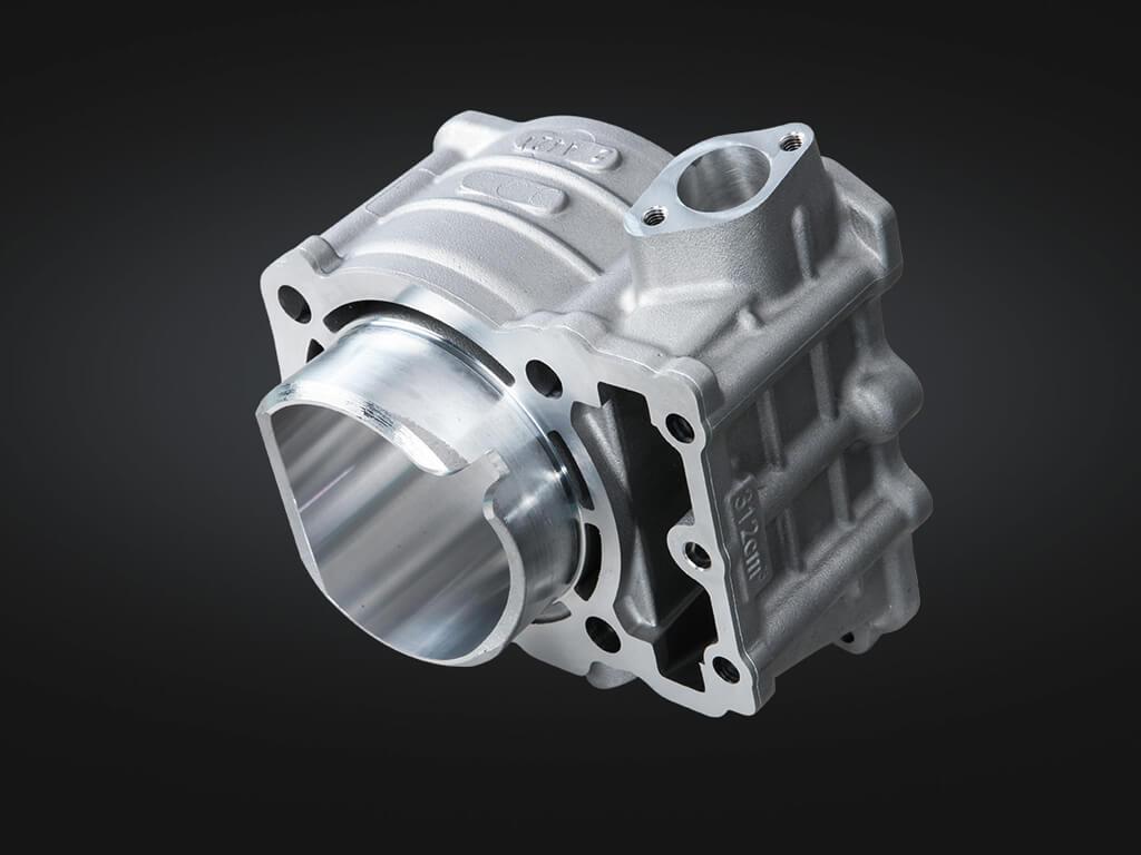 Alu cylinder